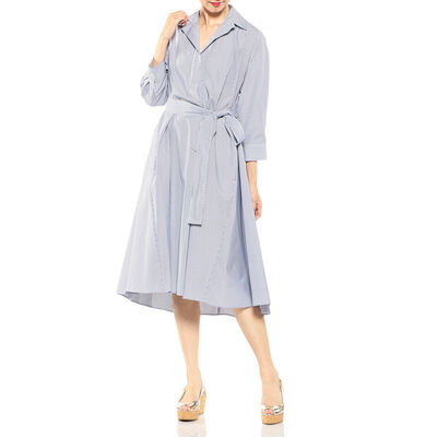 BARNEYS NEW YORK(バーニーズ ニューヨーク)スキッパーシャツドレス