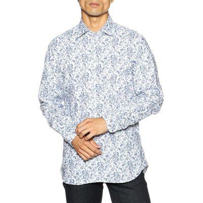 BARNEYS NEW YORK(バーニーズ ニューヨーク)フラワープリントシャツ