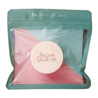 BROWN SUGAR 1ST.(ブラウンシュガーファースト)ブラウンシュガーファーストオイルバーム pake コラボキット(CADET BLUE)