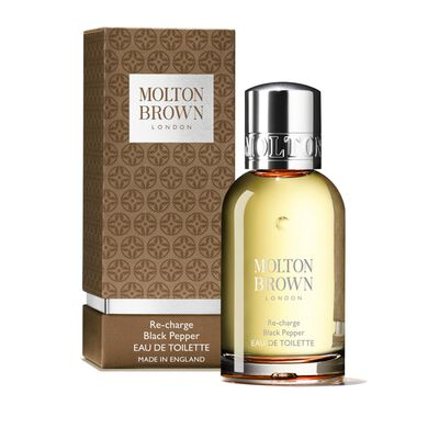 """MOLTON BROWN(モルトンブラウン)オードトワレ """"ブラックペッパーコーン"""" 50ml"""