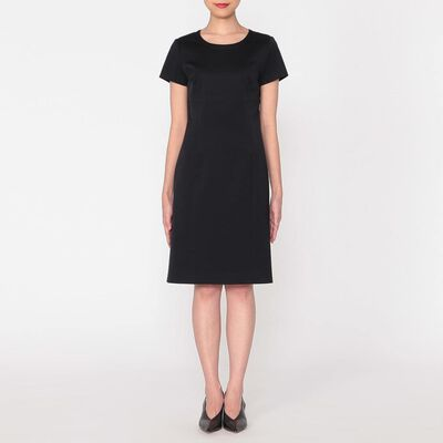 BARNEYS NEW YORK(バーニーズ ニューヨーク)セットアップハーフスリーブタイトドレス