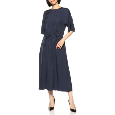 VINCE(ヴィンス)ウエストマークドレス