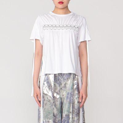 TARO HORIUCHI(タロウホリウチ)ドローストリングTシャツ