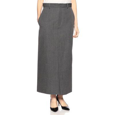 ATON(エイトン)ロングタイトスカート