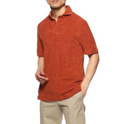GUY ROVER(ギローバー)パイルスキッパーポロシャツ