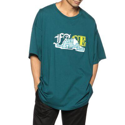 FACETASM(ファセッタズム)プリントビッグTシャツ