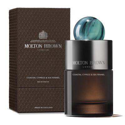 """MOLTON BROWN(モルトンブラウン)オードパルファム """"サイプレス&シーフェンネル"""" 100ml"""