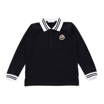MONCLER(モンクレール)ボーイズロゴポロシャツ