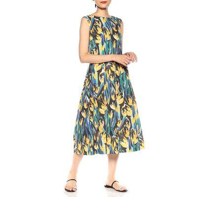 BARNEYS NEW YORK(バーニーズ ニューヨーク)フラワープリントドレス
