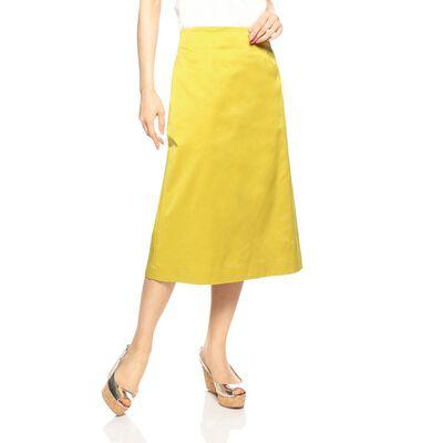 BARNEYS NEW YORK(バーニーズ ニューヨーク)ウォッシャブルAラインスカート