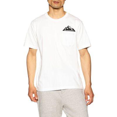 WHITE MOUNTAINEERING(ホワイトマウンテニアリング)ワンポイントプリントポケットTシャツ