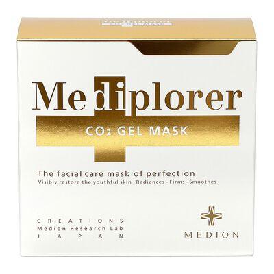 MEDIPLORER(メディプローラー)CO2ジェルマスク 12回分