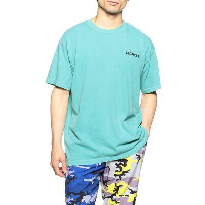 ROKIT(ロキット)バックプリントTシャツ