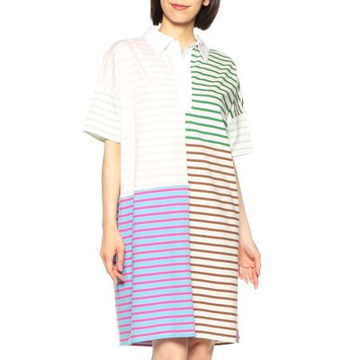 KULE(キュール)カットソーシャツドレス