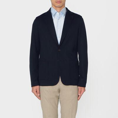 T-JACKET(ティージャケット)ウールジャージージャケット