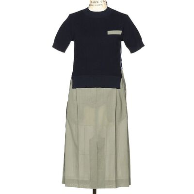 SACAI(サカイ)コンビネーションドレス