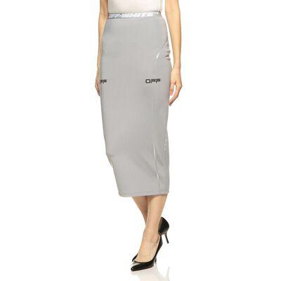 OFF-WHITE c/o VIRGIL ABLOH(オフ-ホワイト c/o ヴァージル アブロー)ロゴタイトスカート