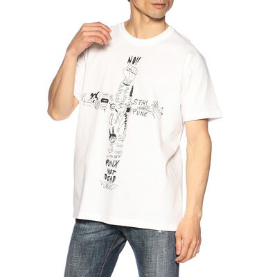 KIDILL(キディール)プリントTシャツ