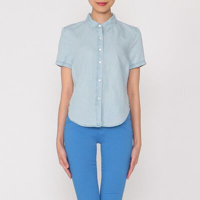 FRAME DENIM(フレーム デニム)ショートスリーブシャツ