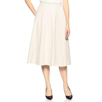 BARNEYS NEW YORK(バーニーズ ニューヨーク)セットアップサイドプリーツスカート