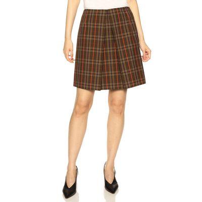 MM6 MAISON MARGIELA(エムエム6 メゾン マルジェラ)チェック柄ミニスカート