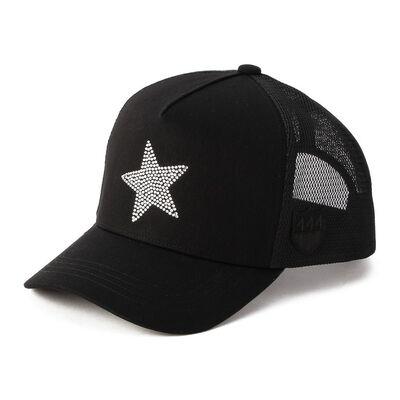 """YOSHINORI KOTAKE DESIGN(ヨシノリ コタケ デザイン)限定ベースボールキャップ """"CRISTAL STAR"""""""
