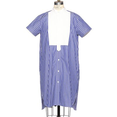 SACAI(サカイ)ドッキングシャツドレス