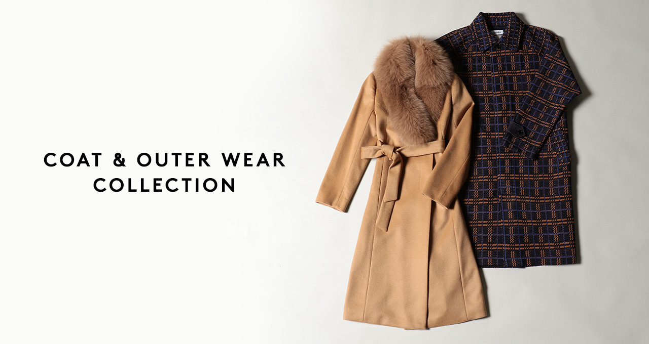 COAT & OUTER WEAR COLLECTION