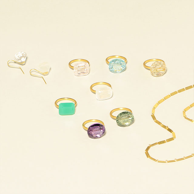 JEWELRY COLLECTION: ETSUKO SONOBE