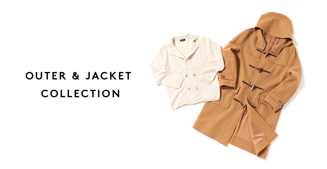OUTER & JACKET COLLECTION
