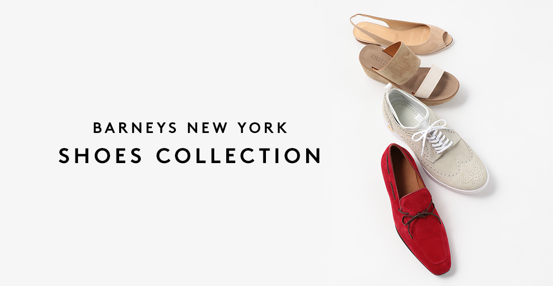 BARNEYS NEW YORK SHOES COLLECTION
